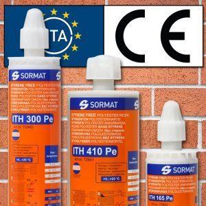 ITH-Pe jetzt mit ETA-Zulassung auch für Mauerwerk!